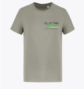 tee shirt electrik session
